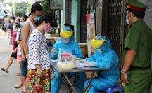 Lịch trình 14 ca Covid-19: Nhiều người có mặt tại Bệnh viện Đà Nẵng cuối tháng 7, có 1 lần xét nghiệm âm tính