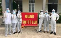 Lịch trình 6 ca Covid-19 ở Quảng Nam: Thợ cắt tóc, sửa điện thoại, tiếp xúc nhiều