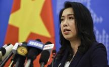 Việt Nam phản đối Trung Quốc đưa máy bay chiến đấu Su-30MKK tới Đá Subi