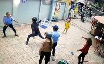 Một bảo vệ bị cư dân chung cư ở quận Bình Tân chém trọng thương