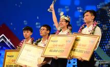 Nguyễn Thị Thu Hằng đăng quang Đường lên đỉnh Olympia 2020