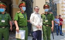 Đối tượng tổ chức vụ đặt chất nổ tại trụ sở Công an phường 12, quận Tân Bình lãnh 24 năm tù