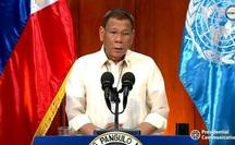 Tổng thống Philippines nhắc phán quyết biển Đông tại Liên Hiệp Quốc