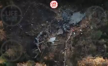 Chiến đấu cơ Su-30 của Nga bị đồng đội bắn rơi