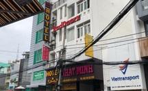 Cháy khách sạn ở quận 10 , ít nhất 1 người đã tử vong