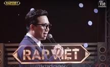"""Trấn Thành lại gây tranh cãi ở """"Rap Việt"""""""