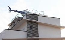 """Bắt đại gia trong đường dây đánh bạc 1.000 tỉ đồng trưng bày """"trực thăng"""" trên nóc nhà"""