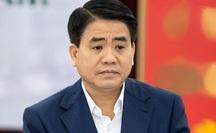 Sáng nay 25-9, HĐND TP Hà Nội họp xem xét việc bãi nhiệm với ông Nguyễn Đức Chung