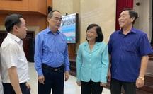 Ông Nguyễn Thiện Nhân nói gì khi tham dự hội nghị về TP Thủ Đức?