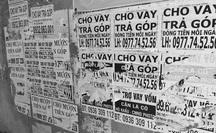 """Ngày mai (20-1), Báo Người Lao Động tổ chức tọa đàm Giải pháp ngăn chặn tín dụng """"đen"""""""