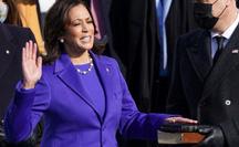 Bà Kamala Harris chính thức là phó tổng thống Mỹ