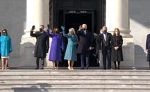 Nghi lễ nhậm chức của ông Joe Biden đã sẵn sàng