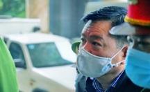 CLIP: Ông Đinh La Thăng, Trịnh Xuân Thanh đến tòa