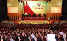 Đại hội XIII bầu Đoàn Chủ tịch, thông qua Quy chế bầu cử