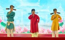 """Gala Mai Vàng 2021 - """"Tết yêu thương"""": Huỳnh Lập hài hước hóa Táo"""