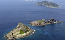 Hải cảnh Trung Quốc áp sát Senkaku/Điếu Ngư, Mỹ thẳng thừng bênh Nhật Bản