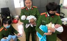 Phá đường dây mua bán trẻ sang Trung Quốc, giải cứu nhiều bé sơ sinh