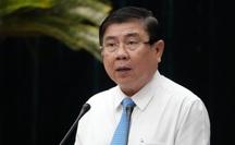Chủ tịch Nguyễn Thành Phong nói về ca tái dương tính Covid-19 ở quận 3