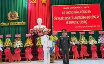 Lâm Đồng, Đắk Lắk có Giám đốc Công an mới