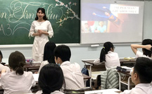 """Cảm hứng sống đẹp của """"người hùng"""" Nguyễn Ngọc Mạnh được đưa vào bài học kỹ năng sống của học sinh thủ đô"""