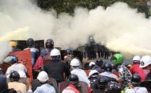 Bạo lực leo thang ở Myanmar