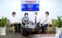 """Giám đốc Sở Y tế TP HCM: Thành phố đang ở cấp độ """"vùng cam"""""""