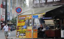 TP HCM: Kiến nghị cho phép các quán ăn uống được bán tại chỗ