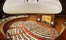 Quốc hội mặc niệm đồng bào tử vong, cán bộ, chiến sĩ hy sinh do dịch Covid-19