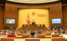 Chính phủ đặt mục tiêu GDP năm 2022 tăng 6%-6,5%