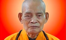 Đại lão Hòa thượng Thích Phổ Tuệ viên tịch
