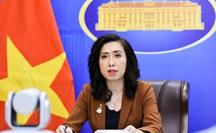 Việt Nam lên tiếng về vụ va chạm của tầu ngầm hạt nhân Mỹ ở Biển Đông