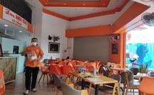 Hàng quán ăn uống bán tại chỗ ở TP HCM: Không rượu bia, máy lạnh