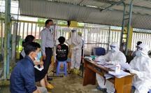 Huyện Nam Trà My ở Quảng Nam ghi nhận 60 ca mắc và nghi mắc Covid-19