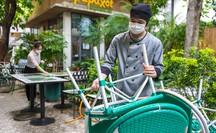 TP HCM: Cửa hàng ăn uống được phục vụ tại chỗ có điều kiện