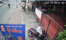 Công an đang xác minh 1 clip gây bão mạng xã hội ở quận Bình Tân