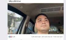 Sớm làm rõ thông tin trên mạng của Lê Chí Thành