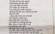 """Bài thơ """"Mẹ tôi chửi kẻ trộm"""" vừa được trao giải cao nhất cuộc thi thơ báo Văn Nghệ 2019-2020 gây tranh luận gay gắt"""