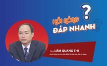 Lãnh đạo TP Châu Đốc lý giải việc trả 106 triệu đồng cho ông Đoàn Ngọc Hải
