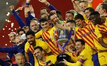 Cúp Nhà vua: 12 phút rực sáng chung kết, Barcelona lên ngôi vô địch