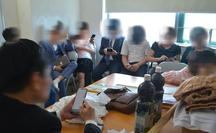 """10 người lớn, 6 trẻ em sinh hoạt """"Hội thánh Đức Chúa Trời Mẹ"""" trái phép trong chung cư"""