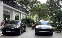 """Thông tin bất ngờ vụ 2 chiếc xe sang Porsche """"chạm mặt"""" nhau"""