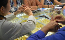 Giá vàng hôm nay 10-5: Vàng SJC nhảy vọt đầu tuần