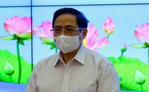 Thủ tướng Phạm Minh Chính ủng hộ tăng tỉ lệ điều tiết ngân sách để lại cho TP HCM