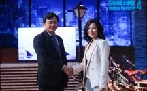 """CEO Nguyễn Thị Thu Hằng nói về câu chốt deal """"anh chỉ quan tâm tới em"""" gây tranh cãi của Shark Phú"""