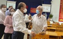 Chủ tịch nước Nguyễn Xuân Phúc chỉ ra điểm nghẽn của huyện Hóc Môn, Củ Chi