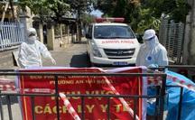 Đà Nẵng thêm 8 ca dương tính với SARS-CoV-2, 1 ca chưa rõ nguồn lây