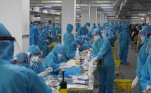 Ổ dịch Công ty Hosiden thêm 159 ca dương tính SARS-CoV-2, Bộ Y tế về họp khẩn