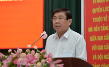 Chủ tịch Nguyễn Thành Phong: Đã truy vết được người tiếp xúc với trường hợp mắc Covid-19 ở Thủ Đức