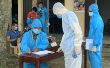 NÓNG: Lái xe cho đoàn chuyên gia Trung Quốc ở Thanh Hóa dương tính SARS-CoV-2