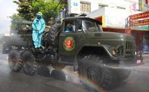 CLIP: Đà Nẵng khẩn cấp phong tỏa khu dân cư quanh vũ trường New Phương Đông